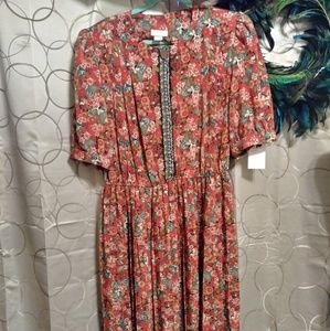 Dresses & Skirts - 1970s/80s Vintage Dress by Lady Carol